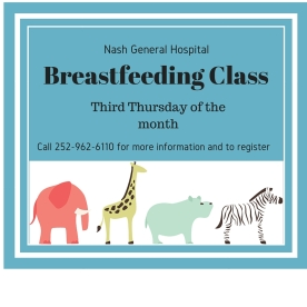 NGH Breastfeeding class